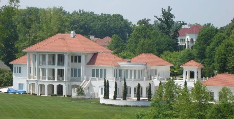 Charlotte area million dollar homes for 10 million dollar homes